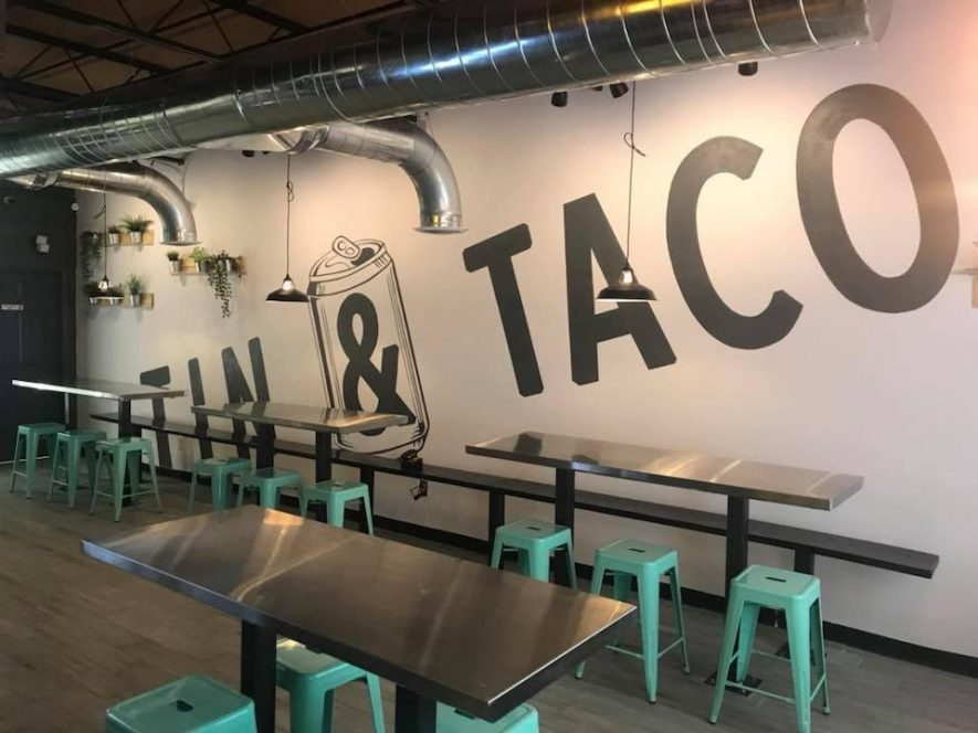 Sodo Location Tin & Taco